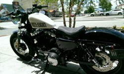 Win This Harley Davidson
